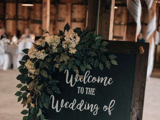 Tighe and Casey's Wedding in Beulah, Colorado 5