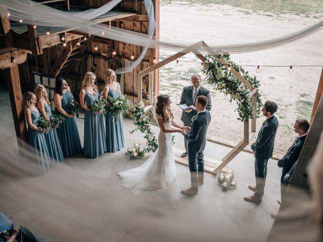 Tighe and Casey's Wedding in Beulah, Colorado 6