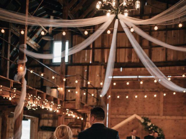 Tighe and Casey's Wedding in Beulah, Colorado 7