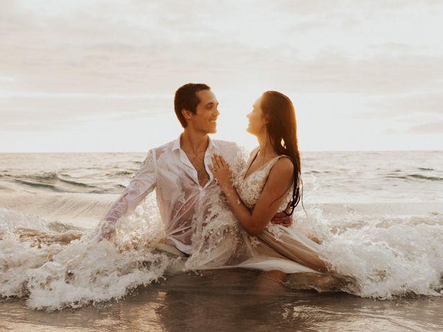 The wedding of Natalya and Dmitry