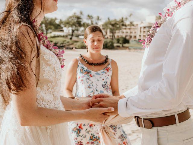 Dmitry and Natalya's Wedding in Kailua Kona, Hawaii 22