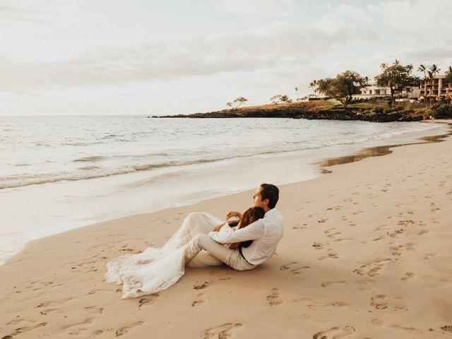 Dmitry and Natalya's Wedding in Kailua Kona, Hawaii 25