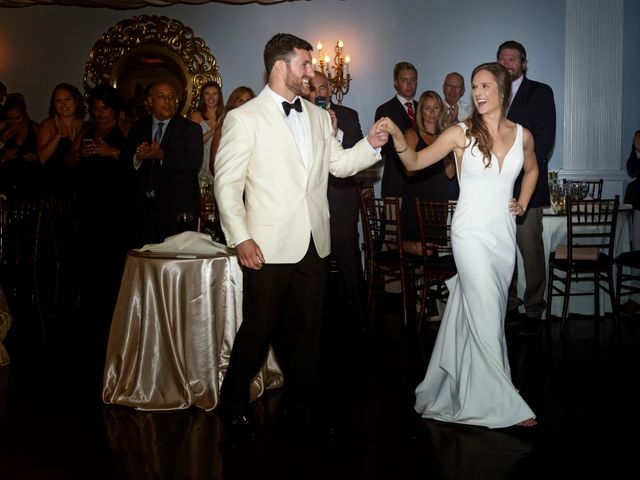 David and Kelsey's Wedding in Baltimore, Maryland 46
