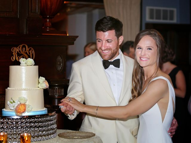 The wedding of Kelsey and David