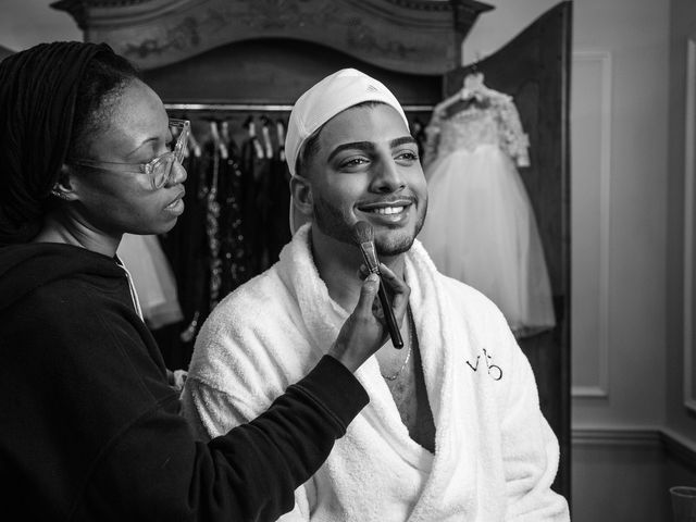 VICTOR and JAMES's Wedding in Belleville, New Jersey 13