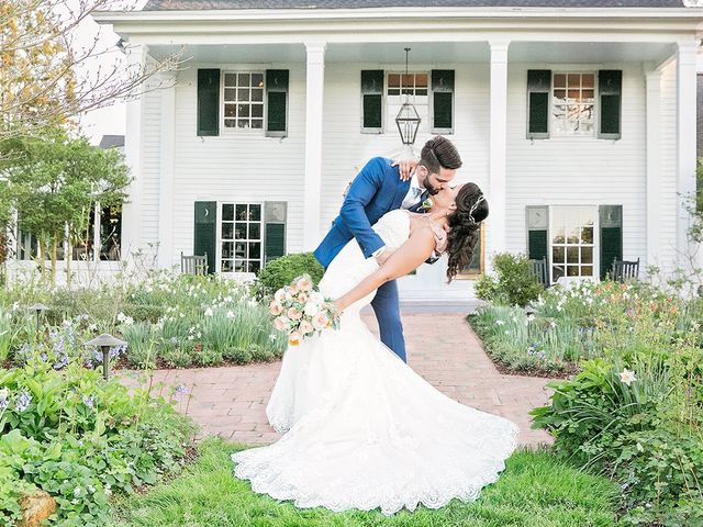 Dylan and Josie's Wedding in Chapel Hill, North Carolina 9