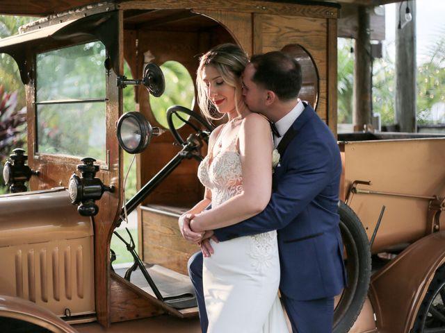 Roberto and Shelli's Wedding in Homestead, Florida 10