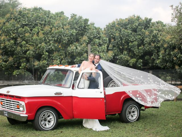 Roberto and Shelli's Wedding in Homestead, Florida 12