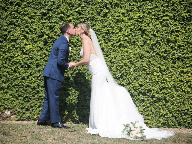 The wedding of Shelli and Roberto