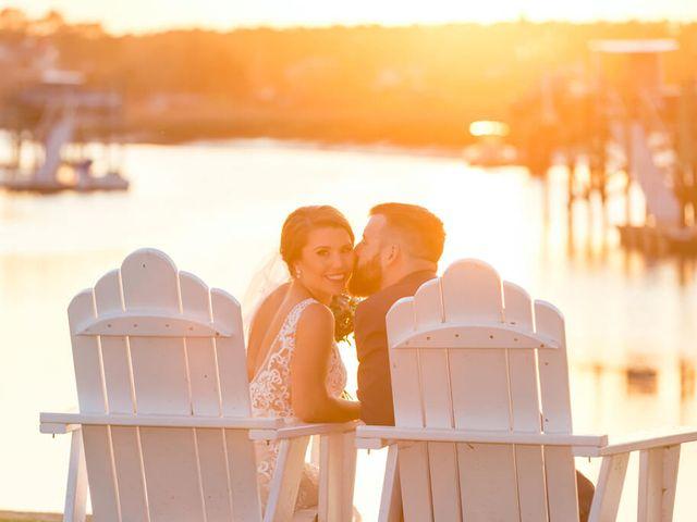 Stephanie and Chris's Wedding in Charleston, South Carolina 2