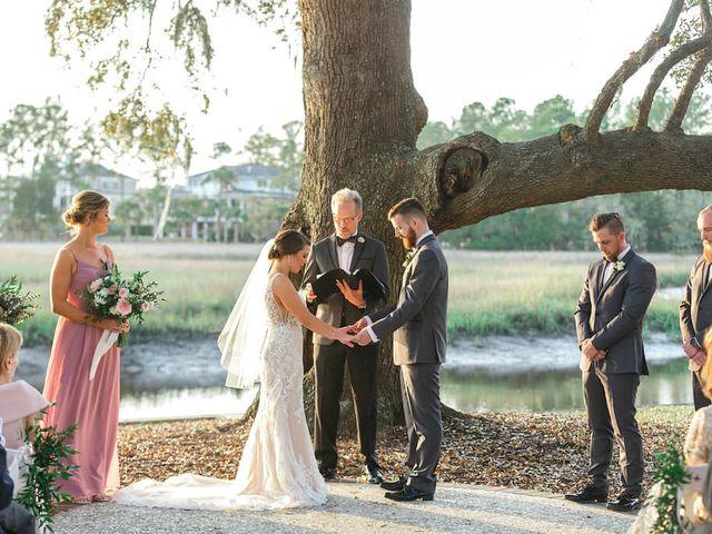 Stephanie and Chris's Wedding in Charleston, South Carolina 4