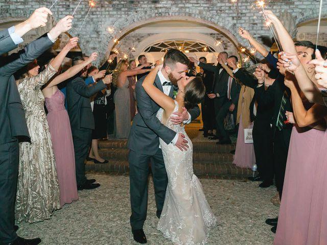 Stephanie and Chris's Wedding in Charleston, South Carolina 10