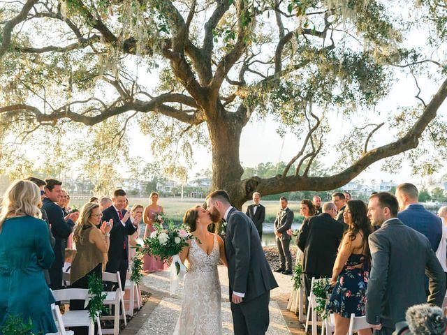 Stephanie and Chris's Wedding in Charleston, South Carolina 13