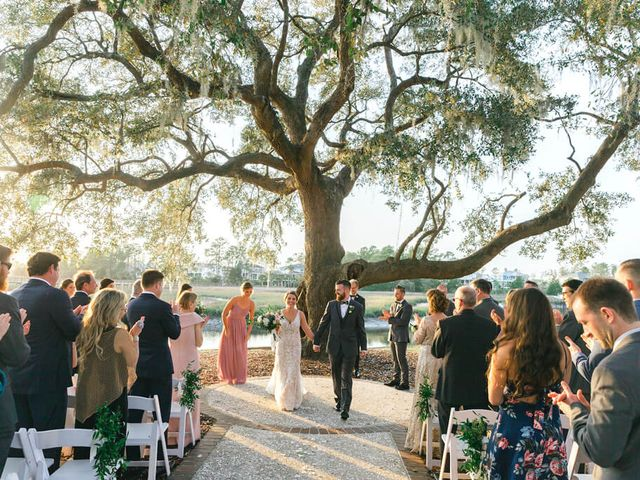 Stephanie and Chris's Wedding in Charleston, South Carolina 14