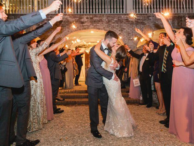 Stephanie and Chris's Wedding in Charleston, South Carolina 21