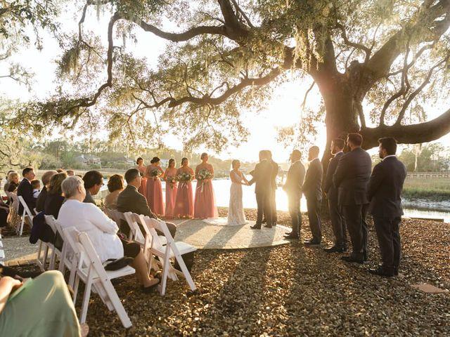 Stephanie and Chris's Wedding in Charleston, South Carolina 25