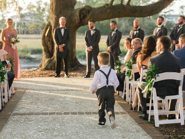 Stephanie and Chris's Wedding in Charleston, South Carolina 28