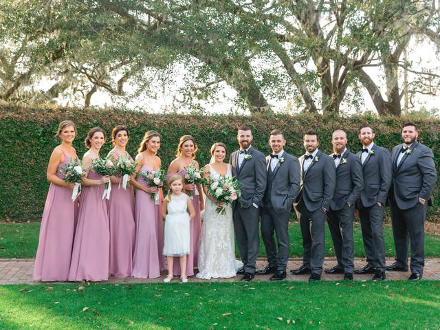 Stephanie and Chris's Wedding in Charleston, South Carolina 31