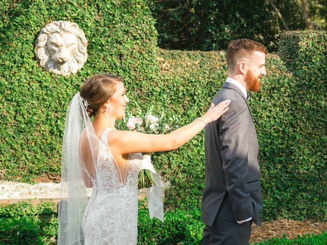 Stephanie and Chris's Wedding in Charleston, South Carolina 33