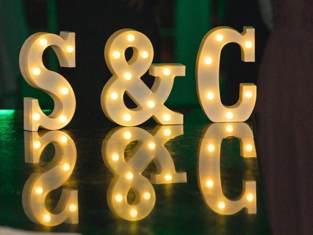 Stephanie and Chris's Wedding in Charleston, South Carolina 35