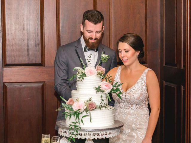 Stephanie and Chris's Wedding in Charleston, South Carolina 36