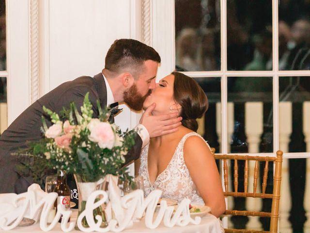 Stephanie and Chris's Wedding in Charleston, South Carolina 37