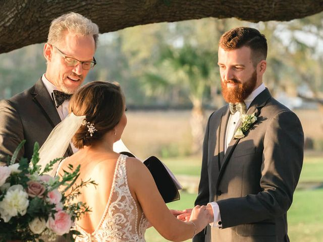 Stephanie and Chris's Wedding in Charleston, South Carolina 39