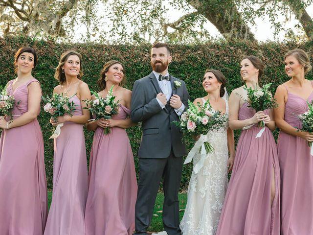 Stephanie and Chris's Wedding in Charleston, South Carolina 41