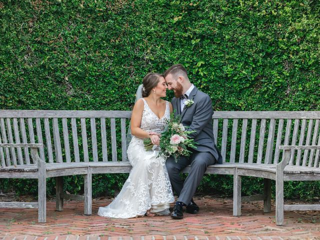 Stephanie and Chris's Wedding in Charleston, South Carolina 45