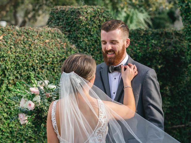 Stephanie and Chris's Wedding in Charleston, South Carolina 46