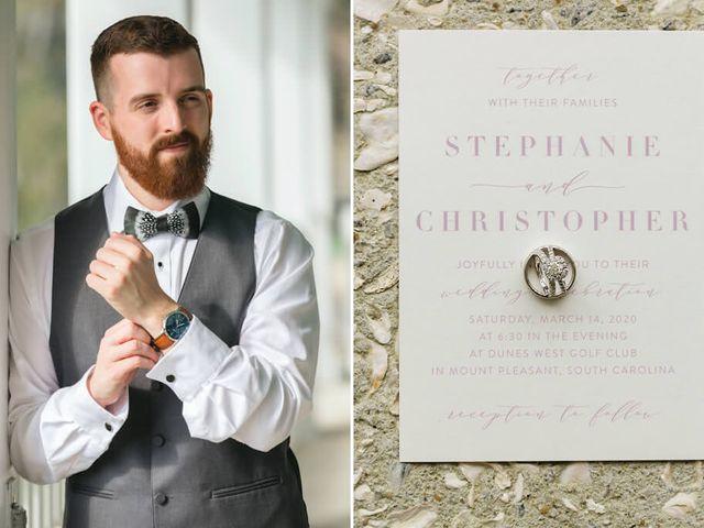 Stephanie and Chris's Wedding in Charleston, South Carolina 51
