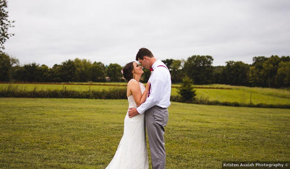 Zach and Kaia's Wedding in Elkins, Arkansas