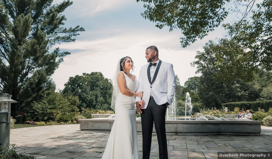 Ely and Nikki's Wedding in Youngstown, Ohio