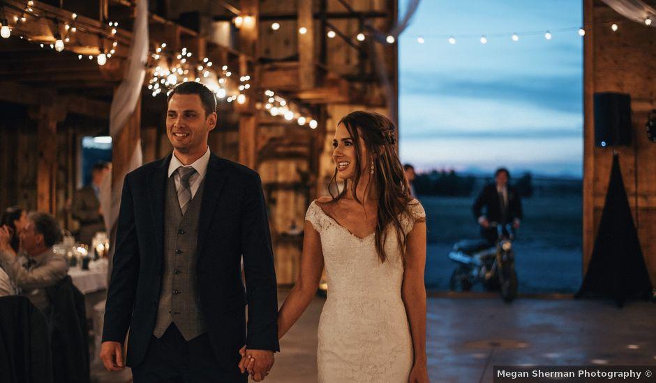 Tighe and Casey's Wedding in Beulah, Colorado