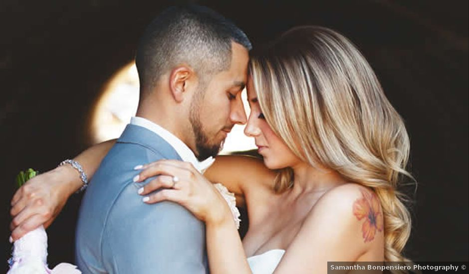 Jessica and David's Wedding in San Diego, California