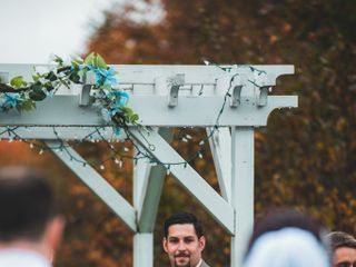 The wedding of Jackie and Wes 3
