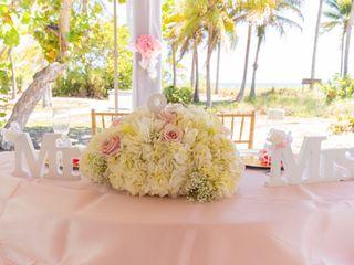 Eliabeth and Alejandro's Wedding in Miami, Florida 3