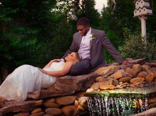 Logan and Devaunte''s Wedding in Inman, South Carolina 3