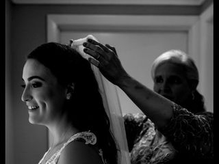 The wedding of Lissette and Jorge 1