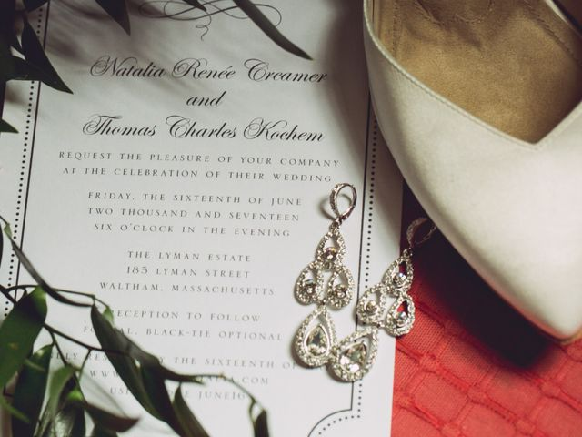 Tom and Natalia's Wedding in Waltham, Massachusetts 6