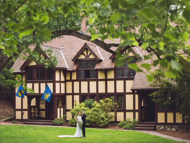 Tom and Natalia's Wedding in Waltham, Massachusetts 28