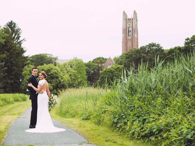 Tom and Natalia's Wedding in Waltham, Massachusetts 32