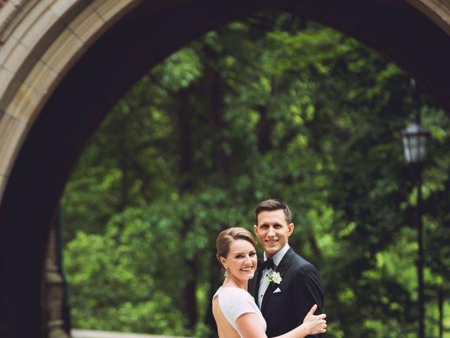 Tom and Natalia's Wedding in Waltham, Massachusetts 35