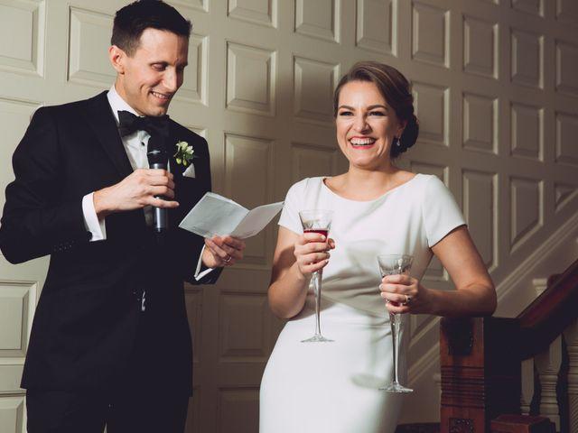 Tom and Natalia's Wedding in Waltham, Massachusetts 45
