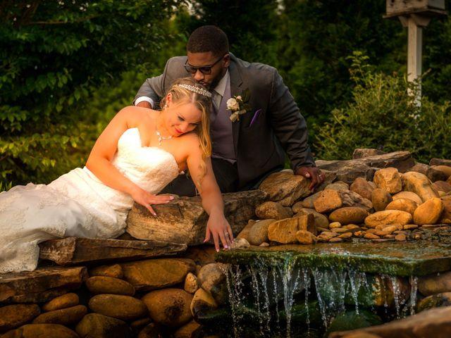 Logan and Devaunte''s Wedding in Inman, South Carolina 2