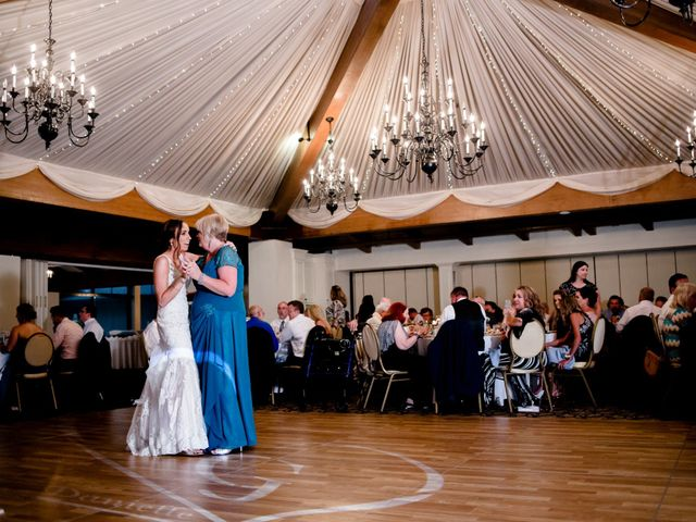 Kevin and Danielle's Wedding in Blue Bell, Pennsylvania 8