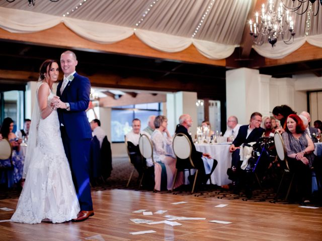 Kevin and Danielle's Wedding in Blue Bell, Pennsylvania 9