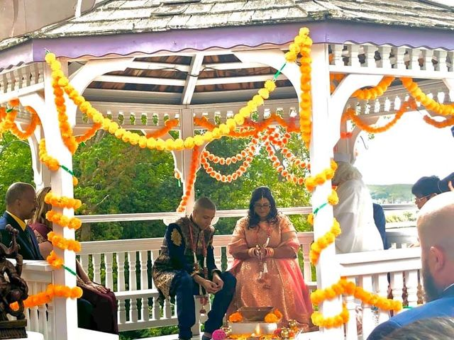 Adam and Samira's Wedding in Gloucester, Massachusetts 4