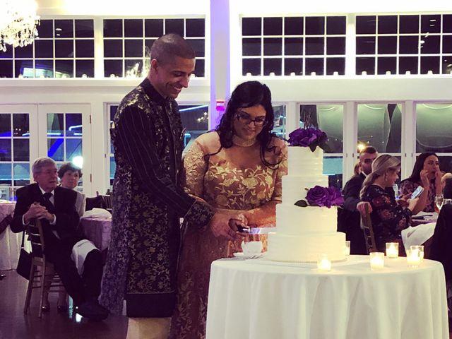 The wedding of Samira and Adam