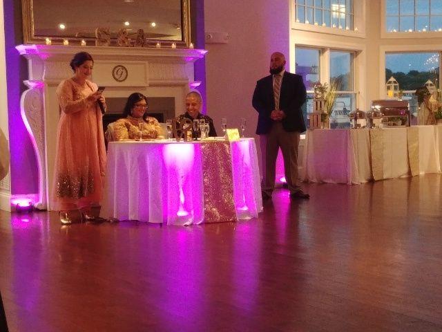 Adam and Samira's Wedding in Gloucester, Massachusetts 6